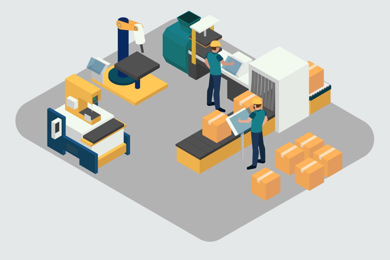 Endüstriyel Nesnelerin İnterneti (IIoT)