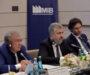 Tataristan Cumhurbaşkanı ile MİB Üyeleri Bir Araya Geldi
