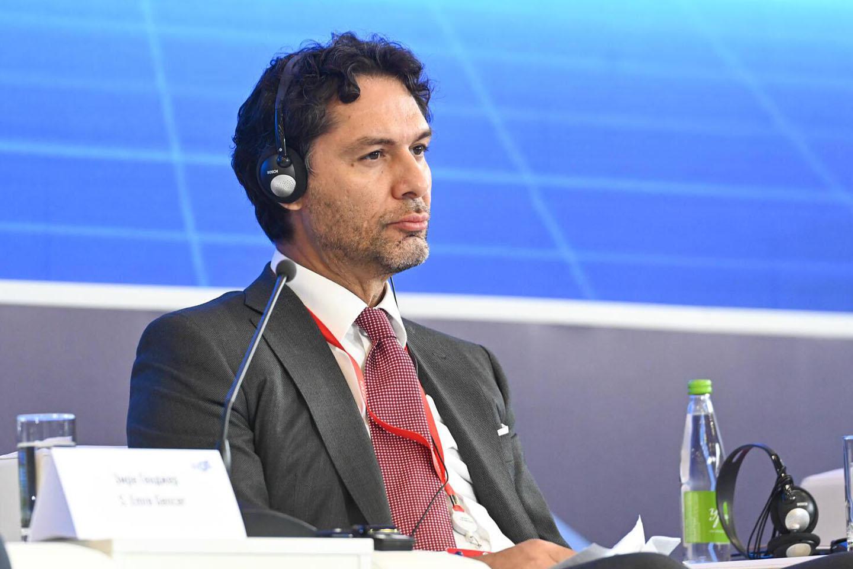 MİB Başkanı Emre Gencer Kazan Summit Sırasında
